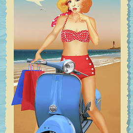 Monika Juengling - Hello from the 50s