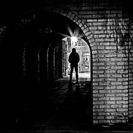 Helmcken Alley - 365-260 by Inge Riis McDonald