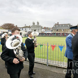 Helston Band Flora Day