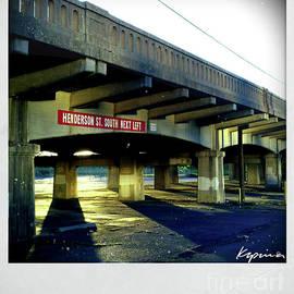 Greg Kopriva - Henderson St Bridge, Ft.Worth Texas