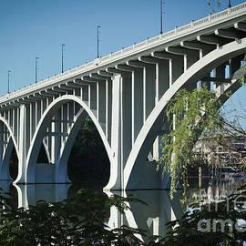 Henley Street Bridge II by Douglas Stucky