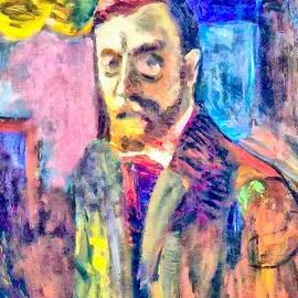 Mario Carini - Henri Matisse Self Portrait