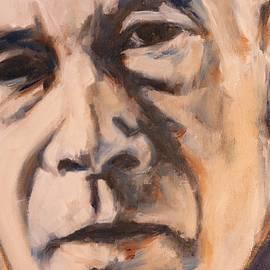 Christel Roelandt - Henry Miller portrait