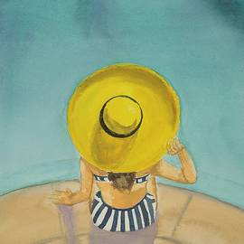 Janine Hunn - Her Yellow Hat