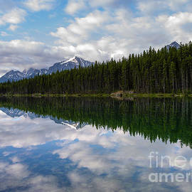 Tracy Knauer - Herbert Lake Clouds
