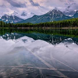 Yves Gagnon - Herbert Lake, Banff National Park, Alberta, Canada