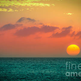 Here goes the Sun 1 by Claudia M Photography