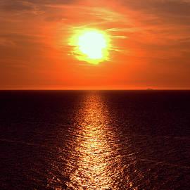 Richard Denyer - Herne Bay Sunset