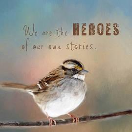 Heroes by Darren Fisher