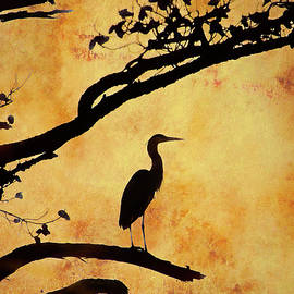 Amy Jackson - Heron Tapestry