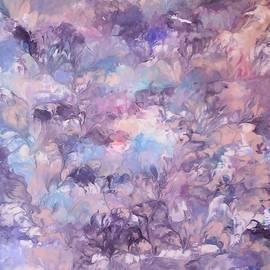 Hewy rain by Marcela Hessari