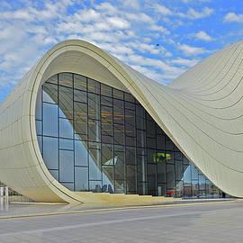 Andy Za - Heydar Aliyev Center. Baku.
