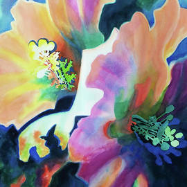 Kathy Braud - Hibiscus Blossoms