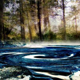 Another Dimension Art - Hidden Secrets of the Sierras
