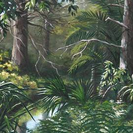 Joan Garcia - Hidden Stream at Lowry Park