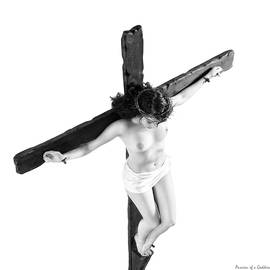 Ramon Martinez - High key Female Crucifix