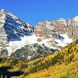 John Langdon - High Mountain Fall