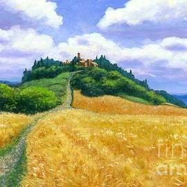 Michael Swanson - High Noon Tuscany