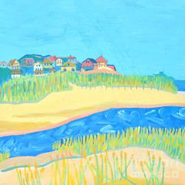 Debra Bretton Robinson - High Tide Creek Good Harbor Beach Gloucester