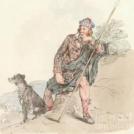 Highland Shepherd - English School