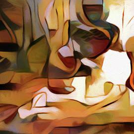 Highly Sensitive Abstract Realism by Georgiana Romanovna
