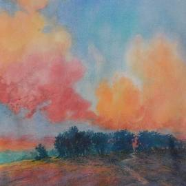 Virgil Carter - Hill Country Skies No 5