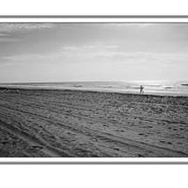 Hilton Head Seashore by Angela Rath