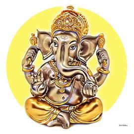 Scott Wallace - Hindu Elephant God Ganesha