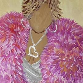 Autoya Vance - Hip Hop Queen of Soul Mary j. Blige