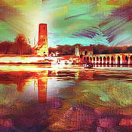 Hiran Minar Sheikhupura by Gull G