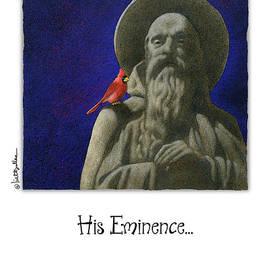 Will Bullas - His Eminence...