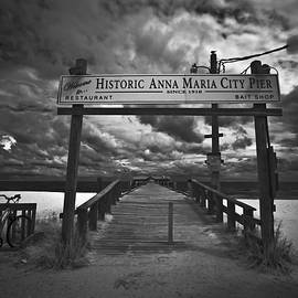 Historic Anna Maria City Pier 9177436 by Rolf Bertram