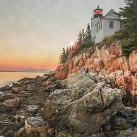 Elizabeth Dow - Historic Bass Harbor Lighthouse