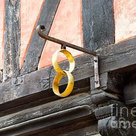 Catherine Sherman - Historic Danish Jewelry Store SIgn