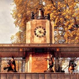 Miriam Danar - Historic Delacorte Musical Clock at the Central Park Zoo