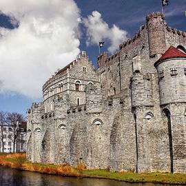 Carol Japp - Historic Gravensteen Castle in Ghent