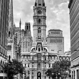 Historic Philly City Hall by JC Findley