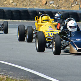 Mike Martin - Historic Races at Whiskey Hill Raceway