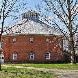 William Sturgell - Historic Round Brick Barn