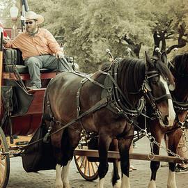 Roberta Byram - Western Stagecoach