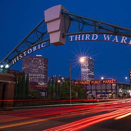 Steve Gadomski - Historic Third Ward Milwaukee