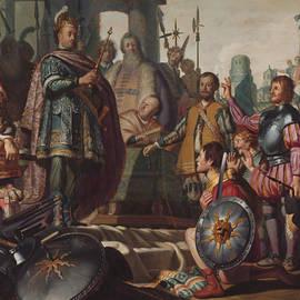 Historical Scene - Rembrandt