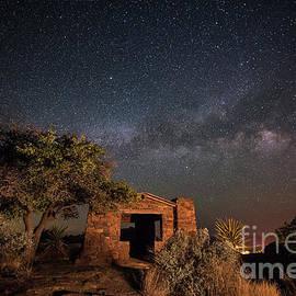 History Under The Stars by Melany Sarafis