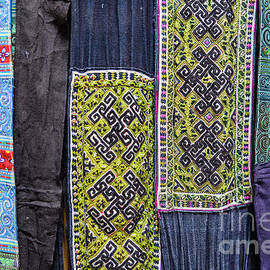 Werner Padarin - Hmong Weaving 1