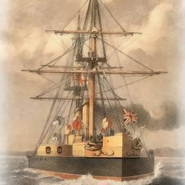 Sergey Lukashin - HMS Inflexible