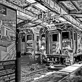 Geraldine Scull - Hoboken New Jersey Terminal