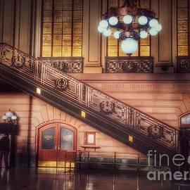 Miriam Danar - Hoboken Train Station - Vintage Beauty of New Jersey