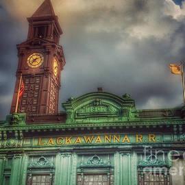 Miriam Danar - Hoboken - Erie Lackawanna Railroad Line