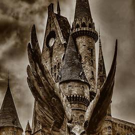 Hogswarts Castle I I  by Mark Fuge