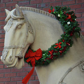 Mike Martin - Holiday Horse